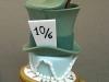 Alice in Wonderland set - Mad Hatter cake