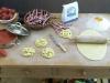 Noodles in progress table